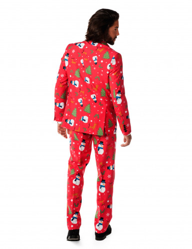 Costume Mr Natale per uomo Opposuits™-1