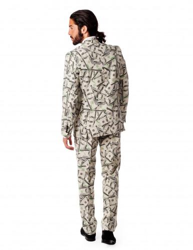 Costume Mr Cash Opposuits™ uomo-1