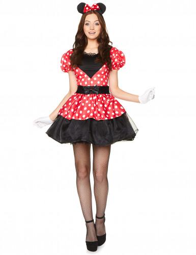 Costume da Miss Mouse per donna-1