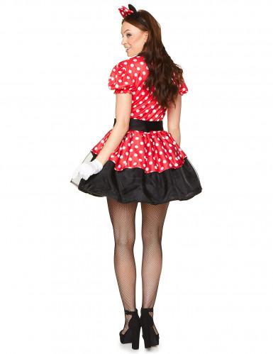 Costume da Miss Mouse per donna-2