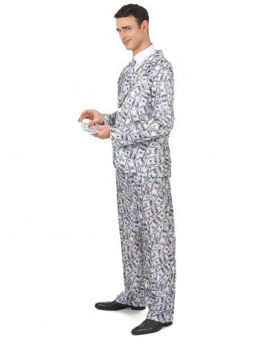 Costume da uomo dollaro-1