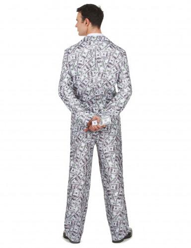 Costume da uomo dollaro-2