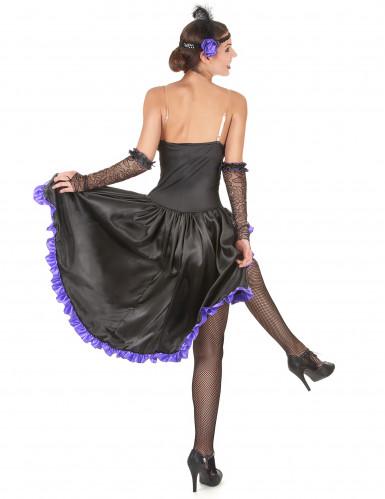 Costume ballerina del saloon per adulto-2