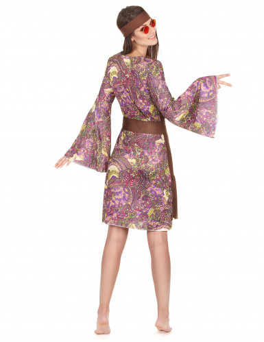 Costume hippie - figlia dei fiori per donna-2