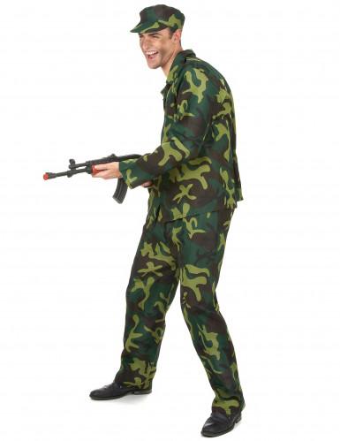 Costume da soldato per uomo-1