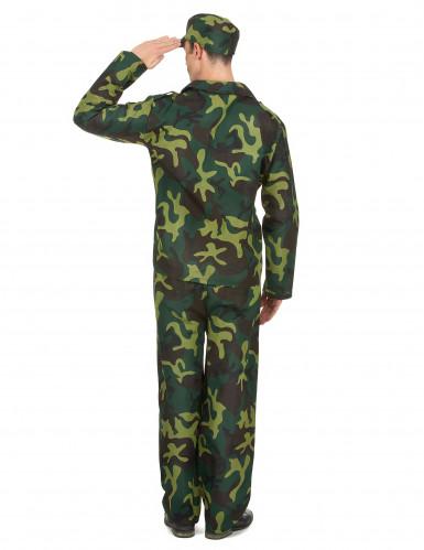 Costume da soldato per uomo-2