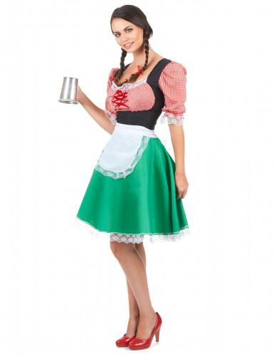 Costume da cameriera bavarese per donna-1