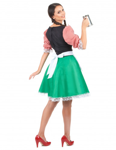 Costume da cameriera bavarese per donna-2