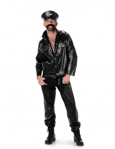 Costume motociclista uomo