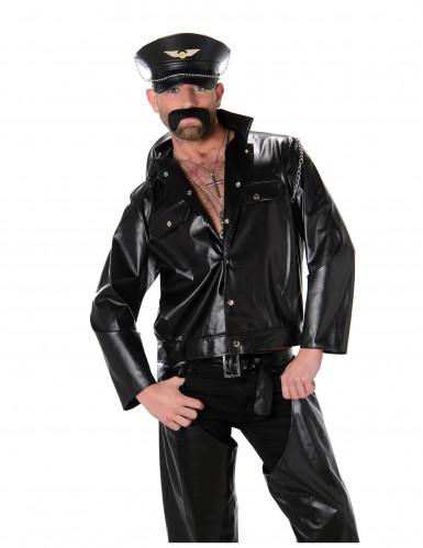 Costume motociclista uomo -1