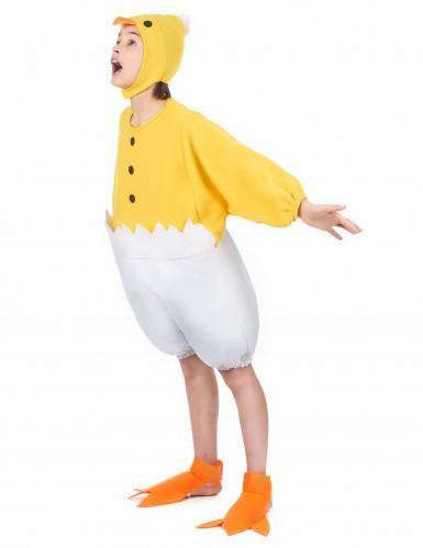 Costume da famiglia di gallo, gallina e pulcino -3