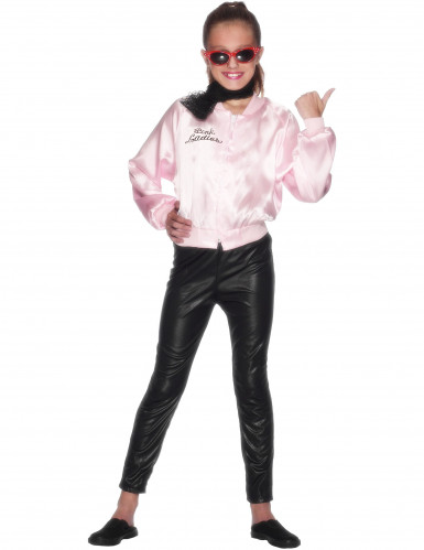 Giacca rosa Grease™ per bambino