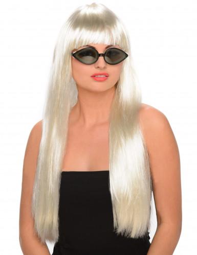 Parrucca popstar donna