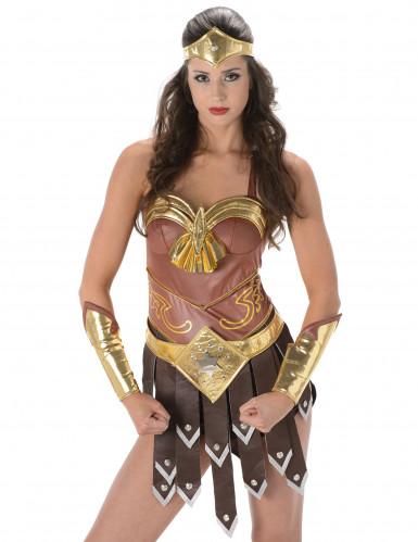 Costume da gladiatore fatale per donna-1