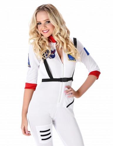 Costume tuta astronauta per donna-1