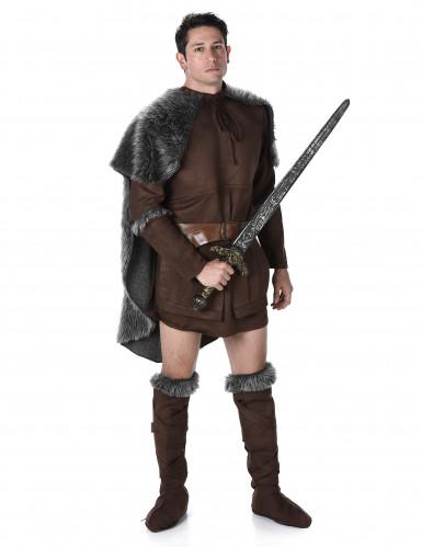 Costume principe vichingo uomo