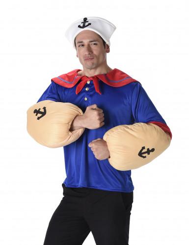 Costume marinaio muscoloso da uomo-1