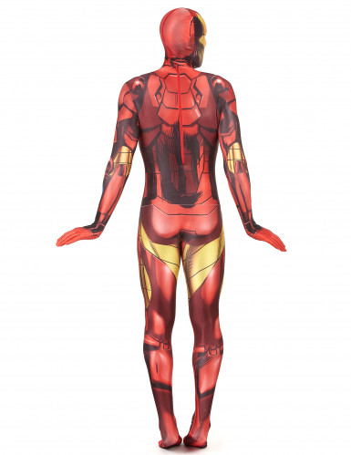 Costume Morphsuits™ Zappar Iron man™ adulto-2