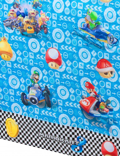 Tovaglia di plastica Super Mario™-1