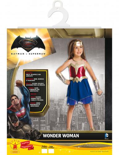 Costume da Wonder Woman™ per bambina-1