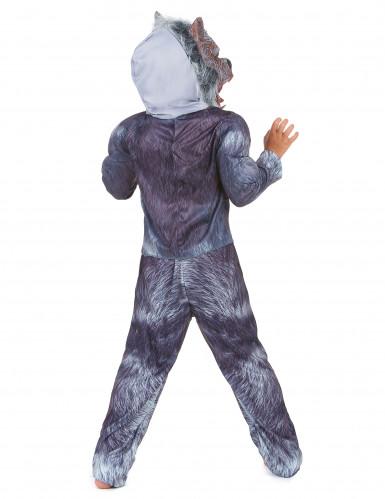 Costume da lupo mannaro per bambino - Halloween-2