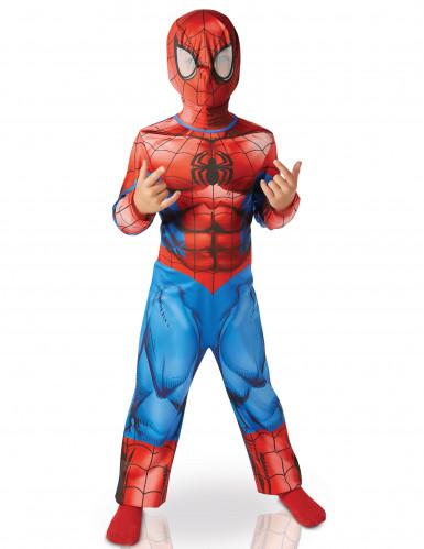 Costume classico Ultimate Spiderman™ per bambino