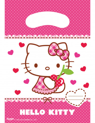 6 sacchetti regalo Hello Kitty™