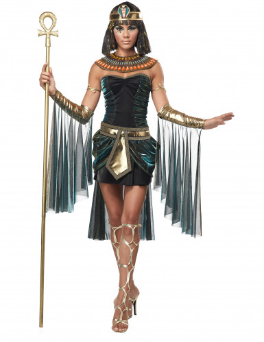 Costume da Dea Egiziana donna