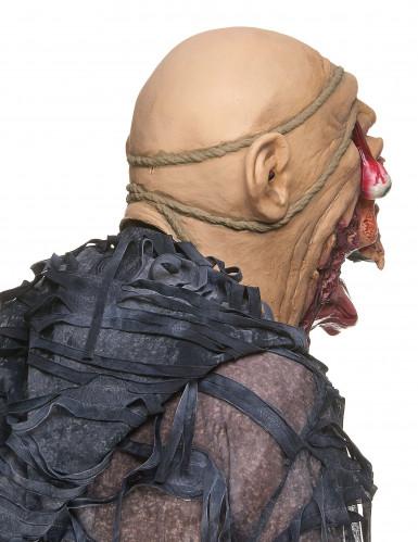 Maschera zombie terrificante adulto-1