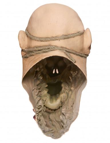 Maschera zombie terrificante adulto-3