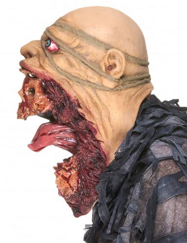 Maschera zombie terrificante adulto-4