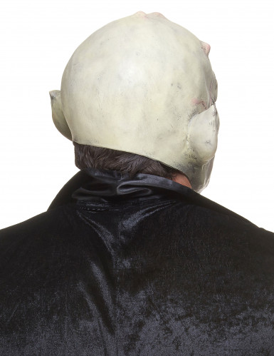 Maschera da gnomo con pustole in lattice-2