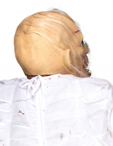 Maschera da vecchio cadaverico per adulto-1