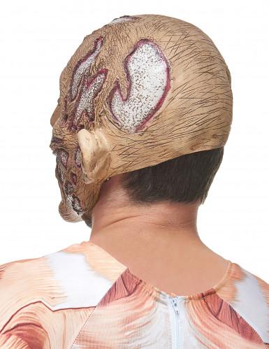 Maschera da stregone putrefatto per adulto-1