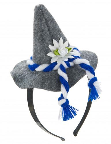 Cerchietto cappellino bavarese da adulta-1