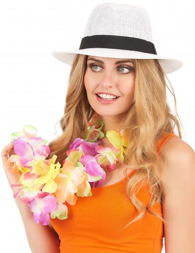 Cappello Panama bianco adulto-1