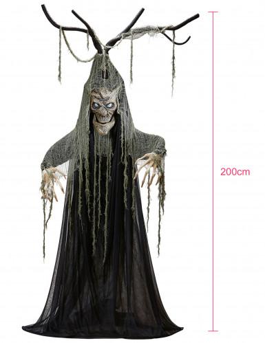Albero stregato luminoso e parlante Halloween-1