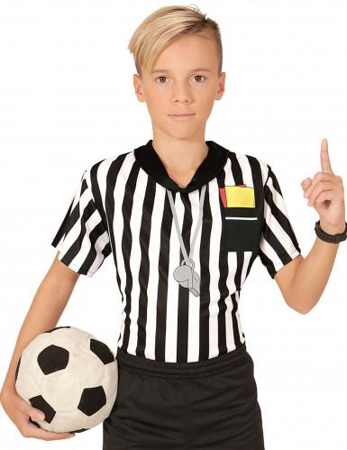 enorme sconto codice promozionale Saldi 2019 T-shirt arbitro di calcio bambino