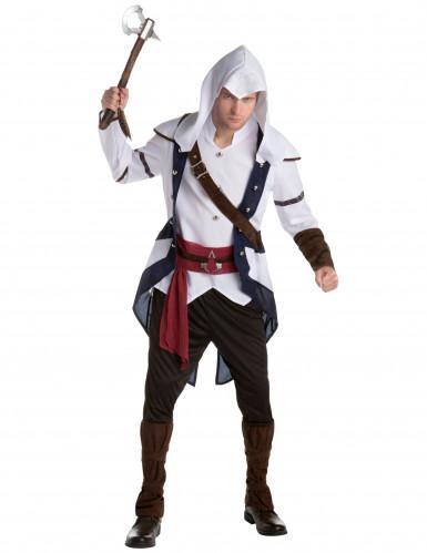 Costume classico Connor Assassin's Creed™ adulto