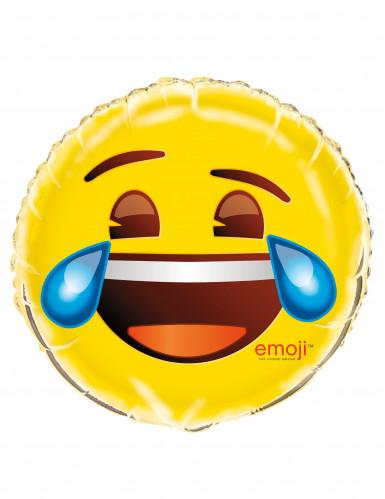 Palloncino in alluminio piangere dalle risate  Emoji ™