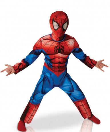 Costume lusso Ultimate Spiderman™ bambino nuovo design
