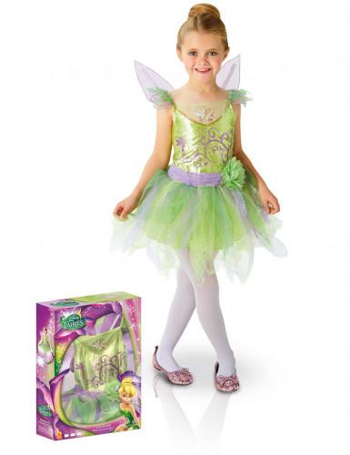 Costume deluxe Campanellino™per bambina con cofanetto