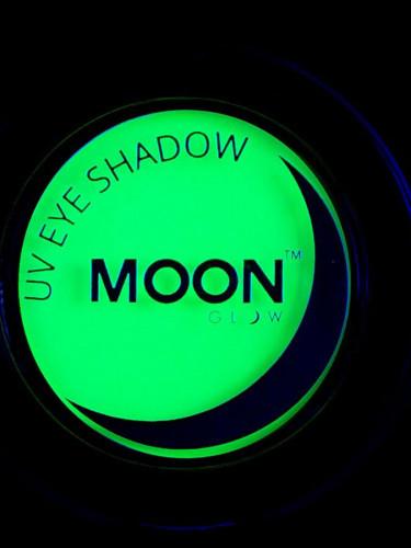 Ombretto verde fluorescente UV Moonglow ©-1
