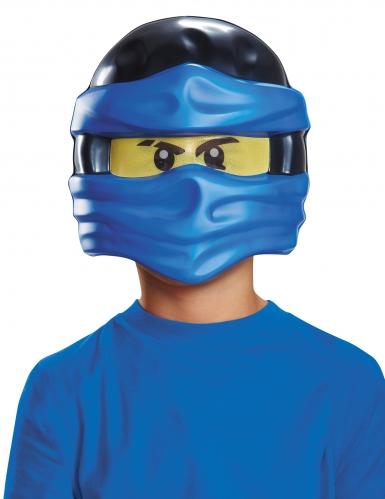 Maschera da Jay Ninjago™ LEGO® per bambino-1