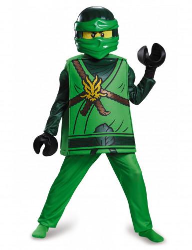 Costume deluxe Lloyd Ninjago® LEGO™ Bambino