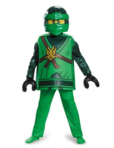 Costume deluxe Lloyd Ninjago® LEGO™ Bambino-1