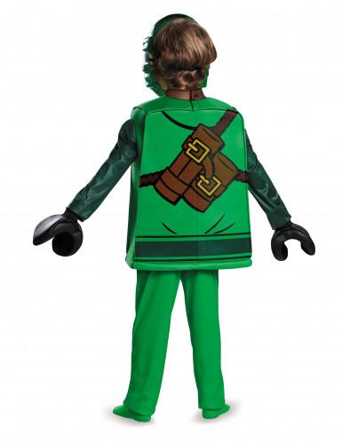 Costume deluxe Lloyd Ninjago® LEGO™ Bambino-2