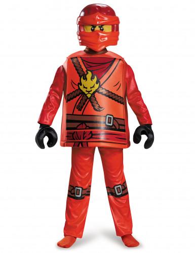 Costume deluxe Kai Ninjago™ LEGO™ per bambino-1