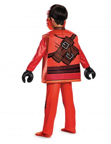 Costume deluxe Kai Ninjago™ LEGO™ per bambino-2