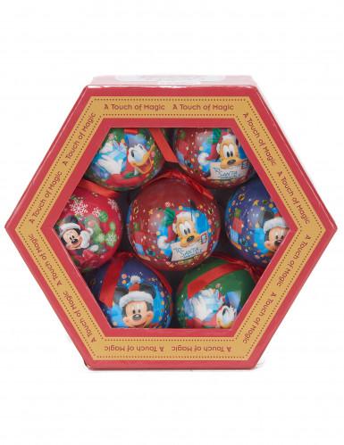 7 Palline di Natale Topolino™ 7.5 cm-1